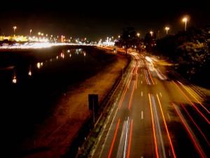 Acidentes caem 27% nas marginais após redução da velocidade máxima