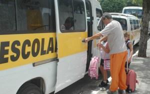 Volta às aulas: atenção para a segurança no transporte escolar
