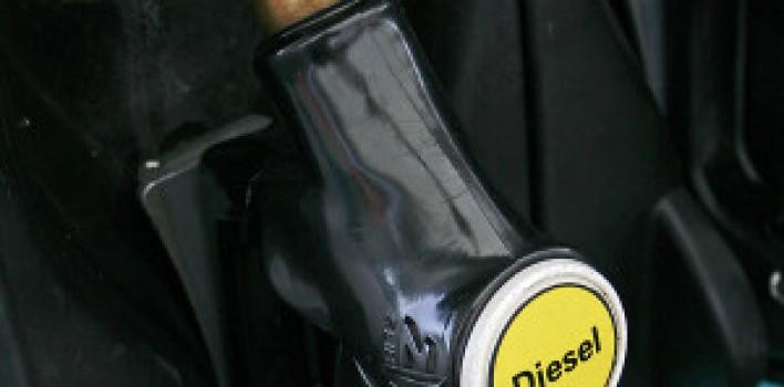 Mistura obrigatória de biodiesel no diesel comum passa para 10% nesta quinta