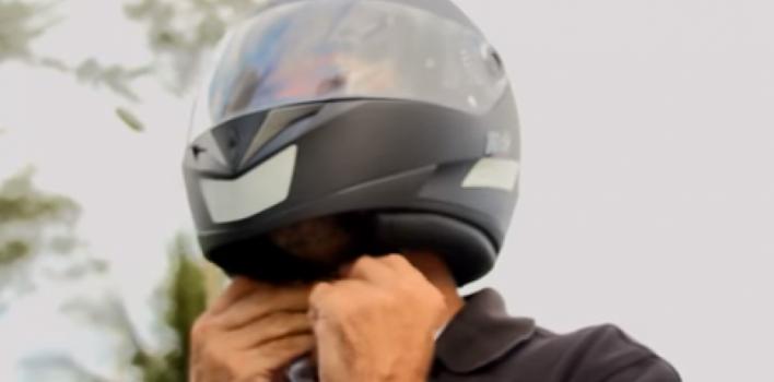 Detran.SP alerta: quentão não combina com direção e chapéu de palha não substitui capacete