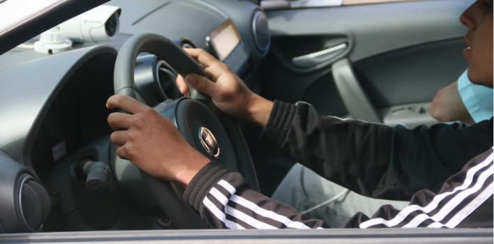 Detran.SP dá dicas sobre postura para dirigir