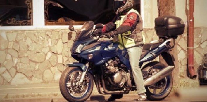 Cresce o número de acidentes envolvendo motociclistas