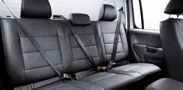 Cinto no banco de trás pode salvar condutor e passageiros do veículo