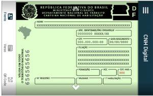 CNH digital em todo Brasil é adiada para 1º de julho