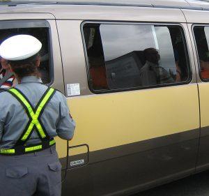 Contran determina a identificação de agente de trânsito que aplicou multa