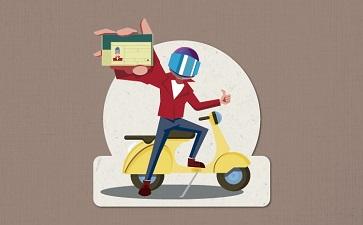 DNIT promove campanha de educação no trânsito para motociclista