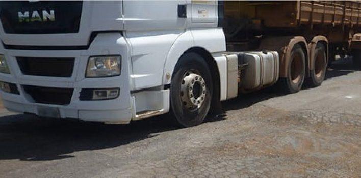 Informe CNT: Excesso de cargas aumenta custo das empresas