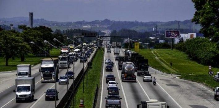 Novo site informa a caminhoneiros as condições das estradas em SP