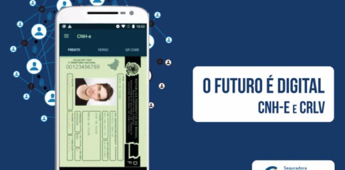 O futuro da documentação obrigatória: CNH-e e CRLV digital
