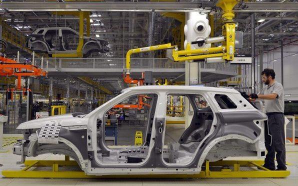 Produção de veículos no Brasil cresce 2,8% no 1º semestre